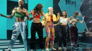 X Factor-finale DR Koncerthuset Studie 5 060418