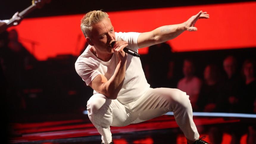 Thomas Helmig laver dansk VM-sang