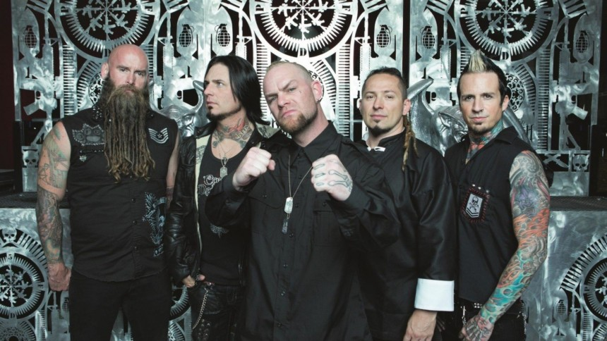 Five Finger Death Punch til Danmark – Megadeth med som gæster