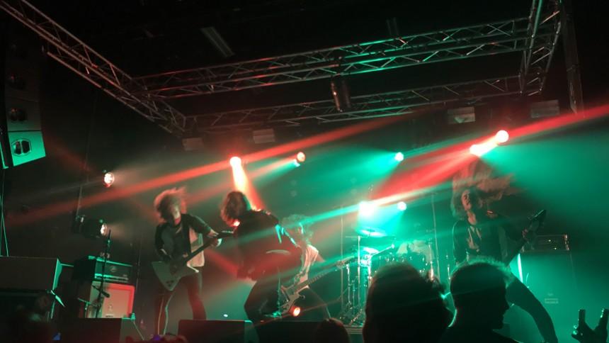 Tallin Music Week dag 3: Danske metalbands imponerer