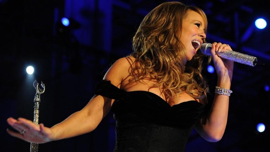 Mariah Carey gæster Danmark