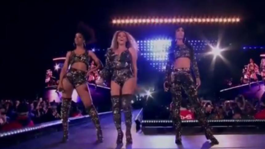 Medie: Beyoncé tager Destiny's Child med på turné