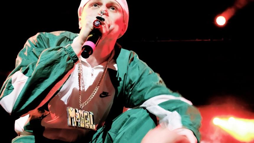 MC EINAR - Den Nye Stil Jubilæumstour (DK)