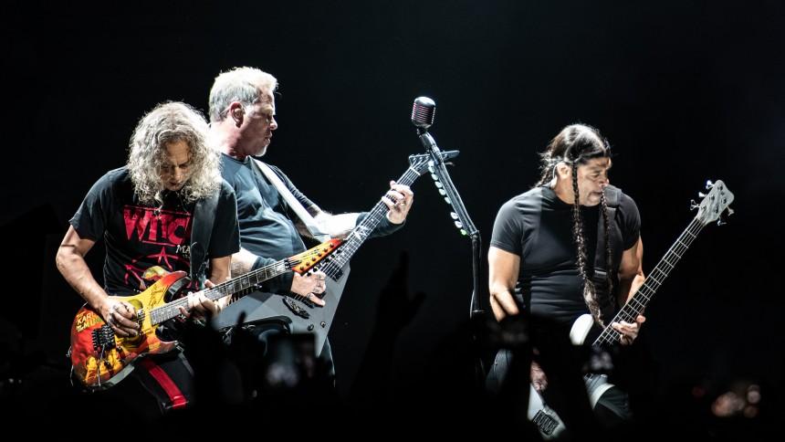 Metallica sammensætter deres sætlister ud fra Spotify-data