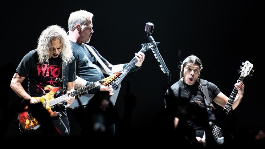 Metallica tager endnu en tur i biografen