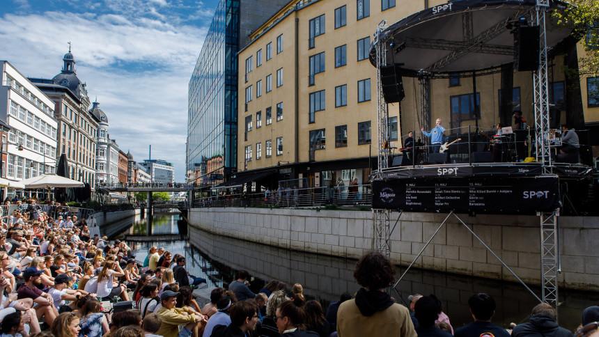 Spot Royal klar med gratiskoncerter i Aarhus