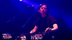 Katrine Stochholm & Det Vilde Band, Spot Festival, Åbne Scene, 110518