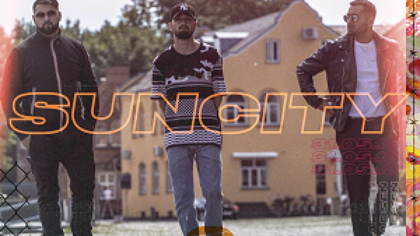 "Suncity spiller ""Money"" på Distortion"