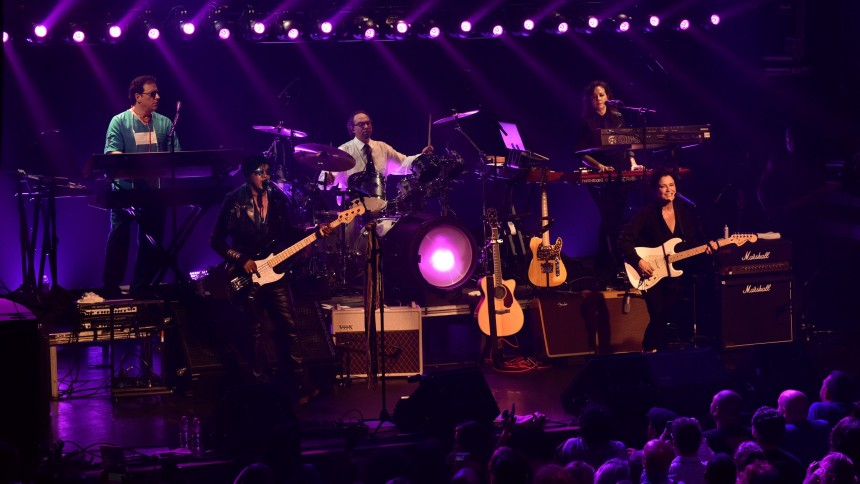 Princes ikoniske band til Danmark