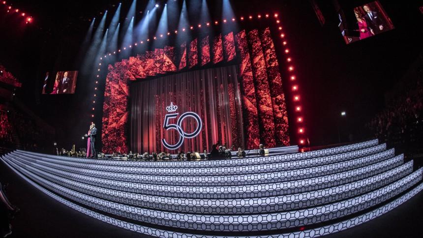 REPORTAGE: Royal aften i Royal Arena