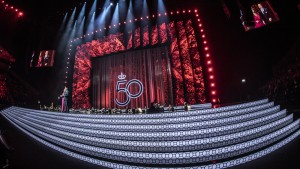 Hele Danmark fejrer Kronprinsen - Royal Arena - 27-5-2018