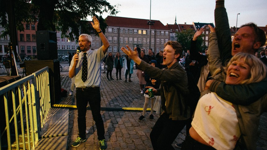 Distortion annoncerer intim mini-festival
