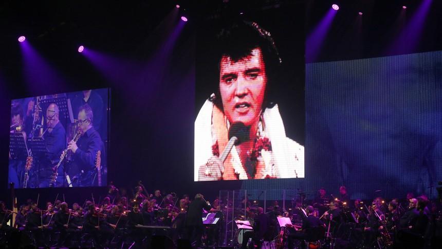 Elvis in Concert – den stemme, den kraft, den følelse, den spiritualitet