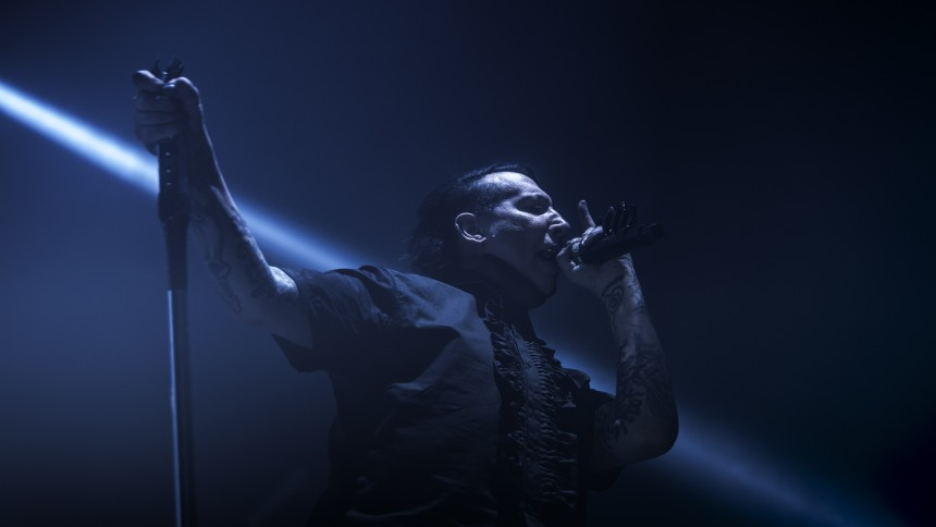 Mageløs Manson: Rockens antikrist har genfundet storformen