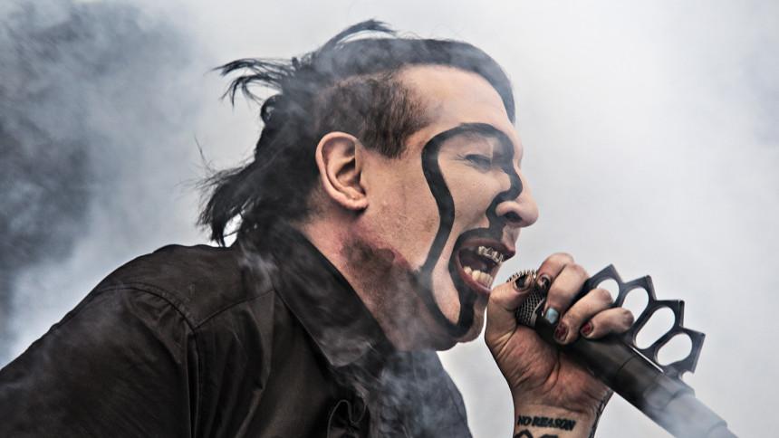 Marilyn Manson har godt nyt om kommende album