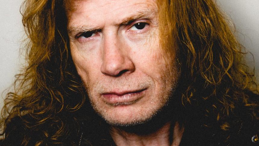 Megadeth-frontmand Dave Mustaine har kræft
