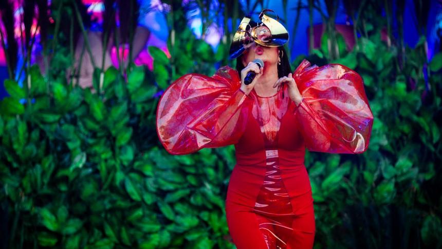 Björks Utopia: Blomstrende og betagende sanse-bombardement