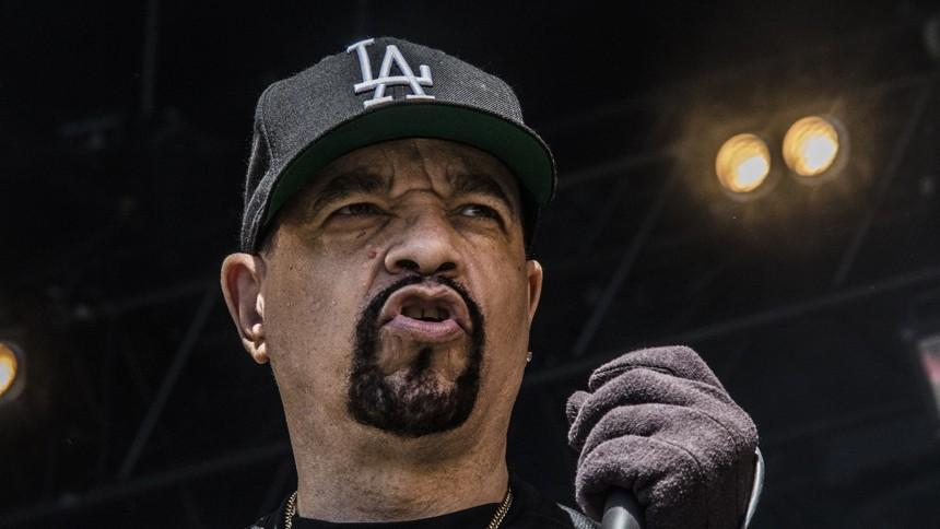 Ice-T og hans crew stak en håndgranat i røven på NorthSide