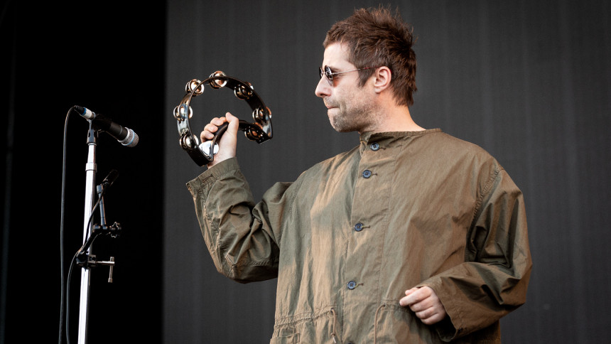 Liam Gallagher annoncerer nyt soloalbum