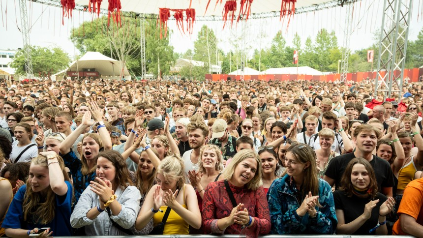 KOMMENTAR: Indfør stillezoner på festivaler