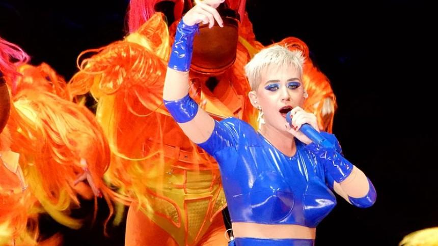 "Katy Perry anker dom i ""Dark Horse"" plagiat-sag"
