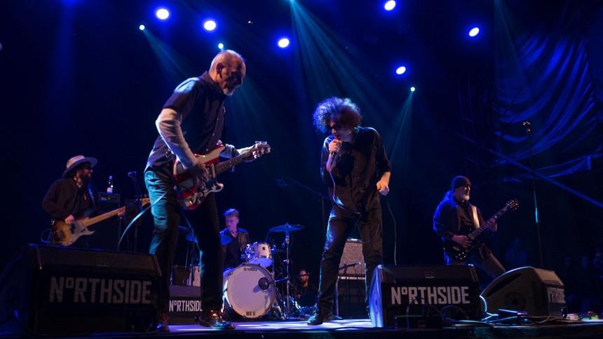 Se Soundgarden-medlemmer sammen på scenen på NorthSide