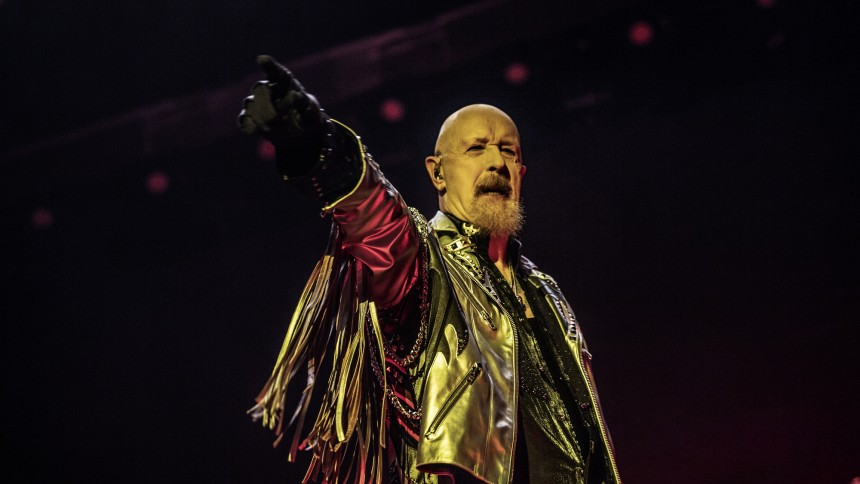 Judas Priest er frihed
