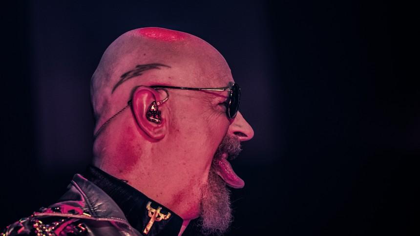 Judas Priest-sanger Rob Halford arbejder på blues-album
