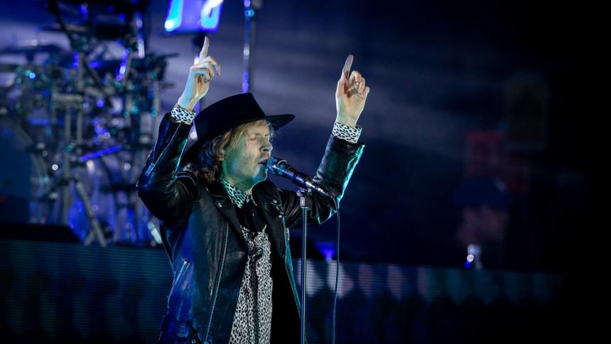 Beck udforsker rummet på nyt visuelt album lavet sammen med NASA
