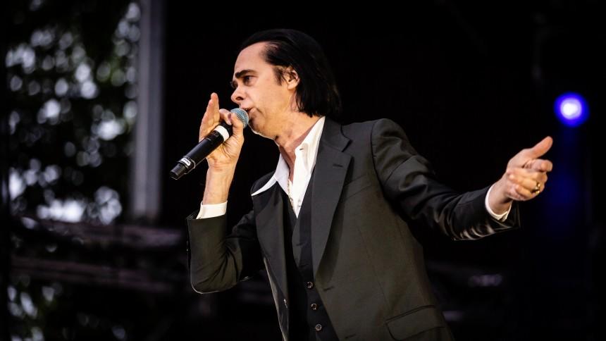 Nick Cave fortæller, hvilke sange han synes skal spilles til hans begravelse