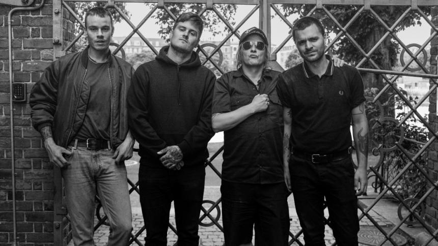Peter Peter og Halshug fuldender programmet til Pære Punk-jubilæumsfestival