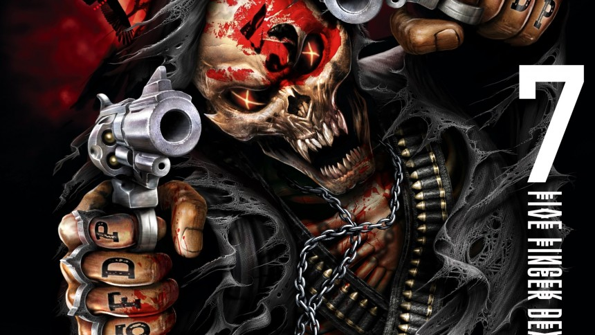 Five Finger Death Punch - Gold Merchandise VIP Package
