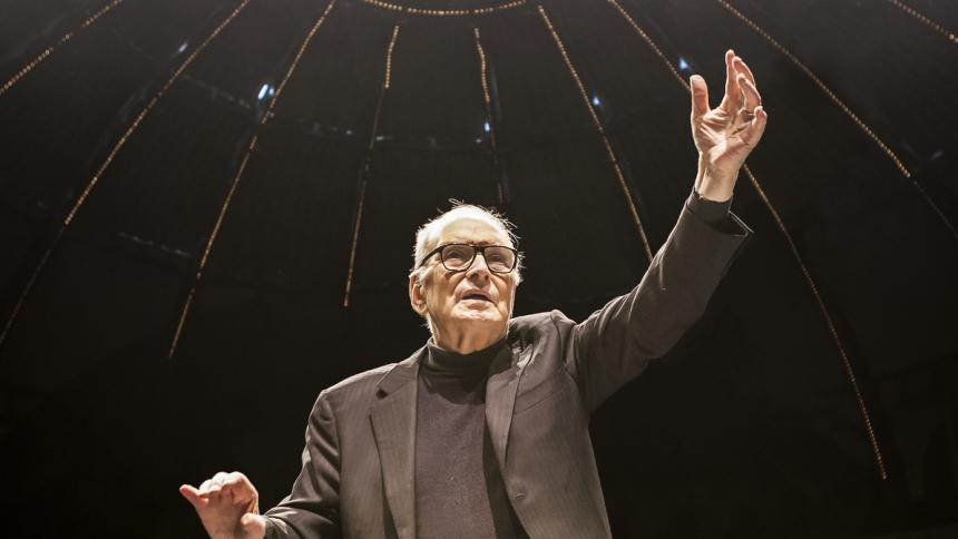 Oscar-vindende Ennio Morricone er død