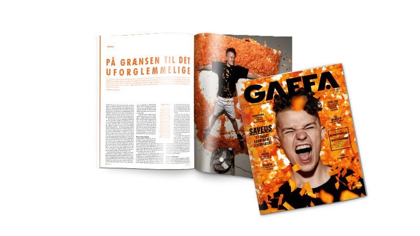 GAFFAs julimagasin er på gaden!