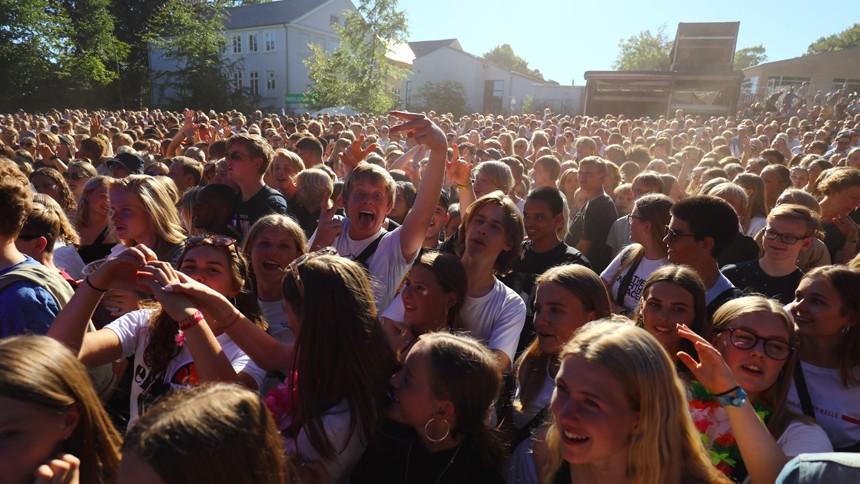 Kløften Festival klar med Hugo Helmig-erstatning