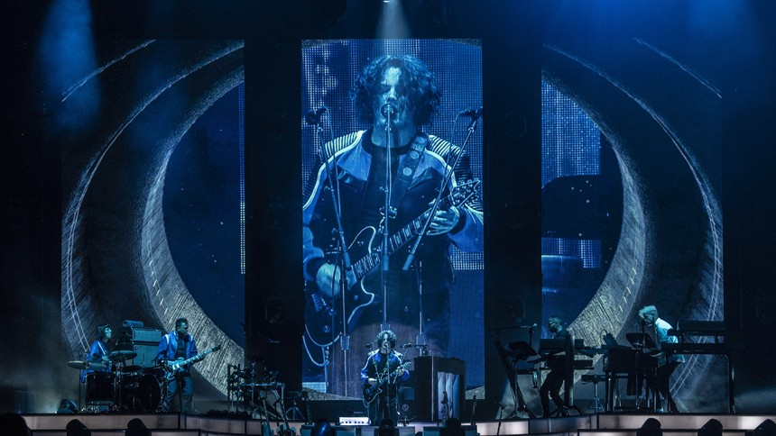 Jack White gæstede Pearl Jam på scenen
