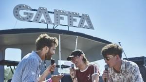 Gaffa Sessions Alcabean Roskilde Festival 020718