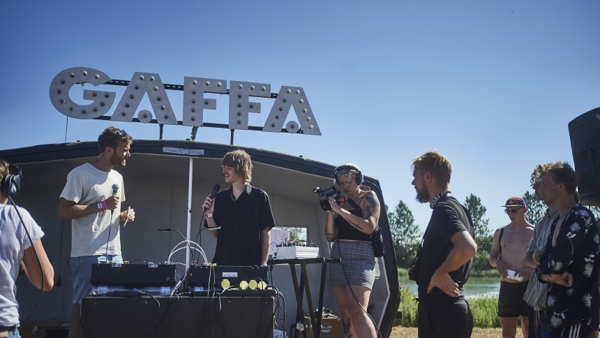 VIDEO: GAFFA Session fra Roskilde med Simon Littauer