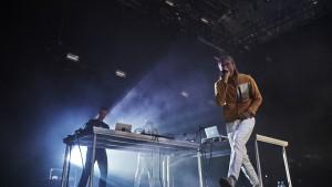 When Saints Go Machine Roskilde Festival 050718