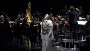 Anohni med Aarhus Symfoniorkester