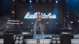 Kali Uchis  på Roskilde Ferstival 2018