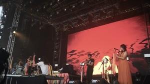 James Holden and The Animal Spirits Roskilde Festival 060718