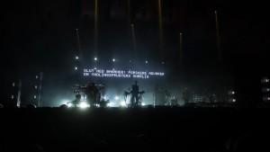 Massive Attack på Roskilde Festival 2018