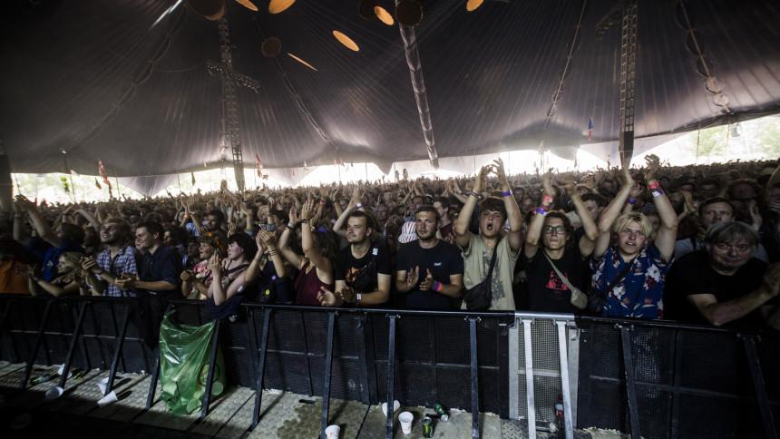 Roskilde Festival klar med fornem Hugo Helmig-erstatning