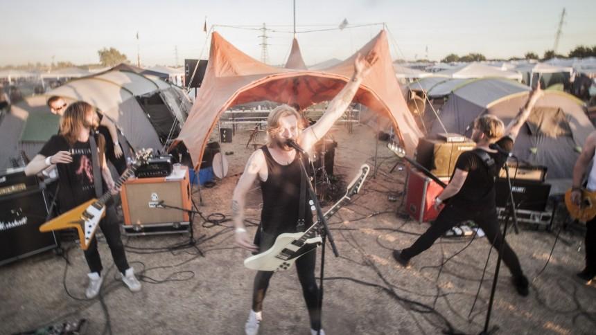 Roskilde Festival er klar med kortet over festivalpladsen