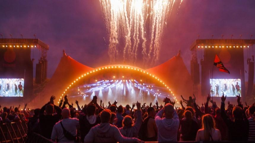 Roskilde klar med 32 nye navne – legender og stjerneskud