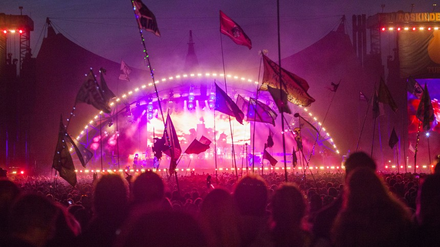 Roskilde Festival offentliggør 12 nye navne