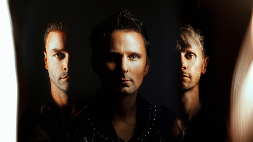Overraskende hattrick fra Muse: Single, video og album til november