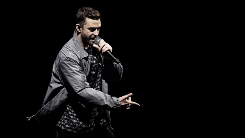 Kæmpe fotoserie: Justin Timberlake indtog Royal Arena med spektakulært show