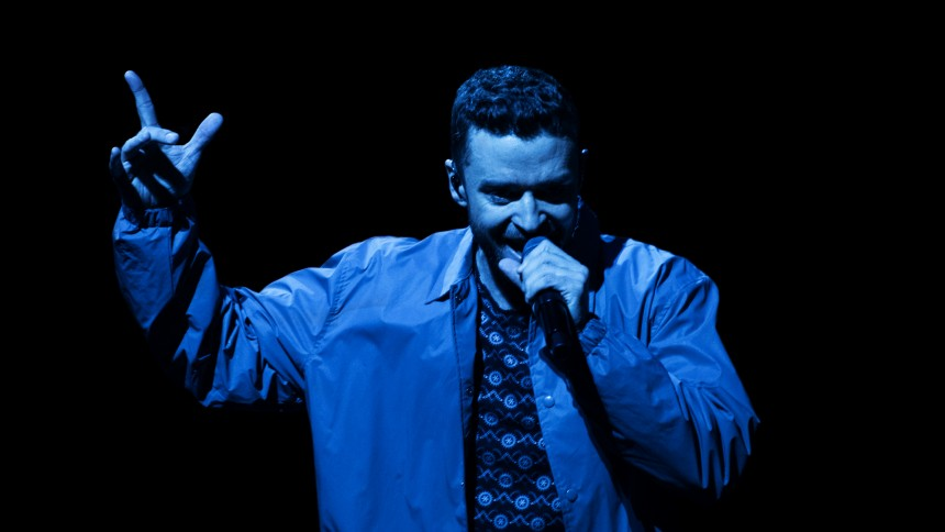 Justin Timberlake udgiver selvbiografi